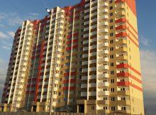 Типовой дом в ЖК Платовском