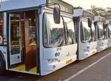 Автобусный маршрут в ЖК Платовский