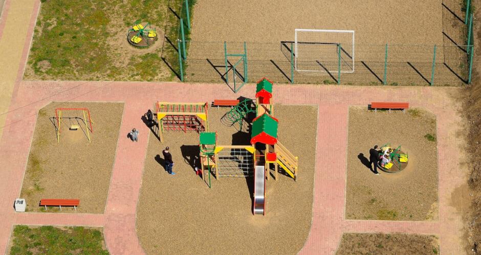 Детский сад для жителей ЖК Платовский