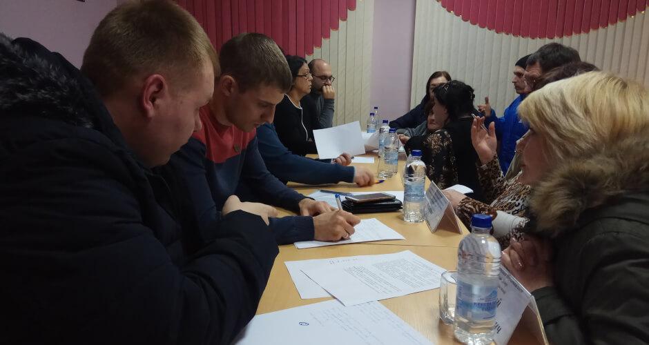 ЖК Платовский обсуждает социальные проблемы