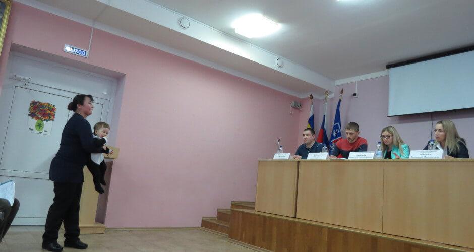 Встреча Администрации Ростова с жителями ЖК Платовский