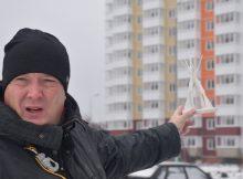 Мемориал советским солдатам в ЖК Платовский. Вид 2.